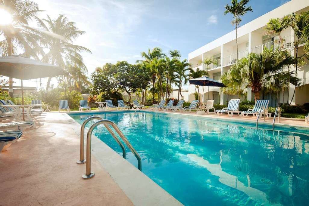 Time Out Hotel Barbados, Saint Lawrence Gap, Barbados