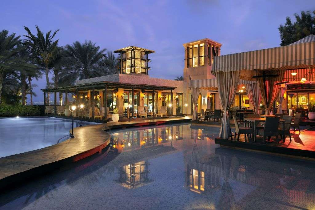 Arabian Court at the One&Only Royal Mirage, Dubai