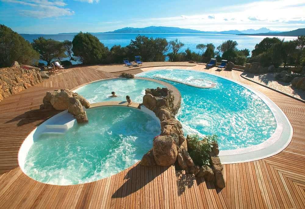 Capo d'Orso Hotel Thalasso & Spa, Sardinia
