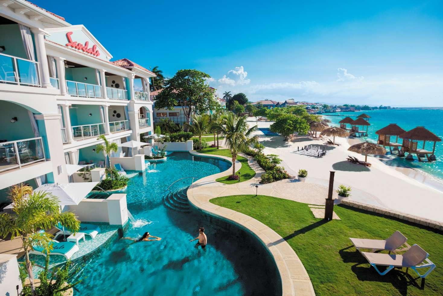 Image of Sandals Montego Bay, Saint James, Jamaica