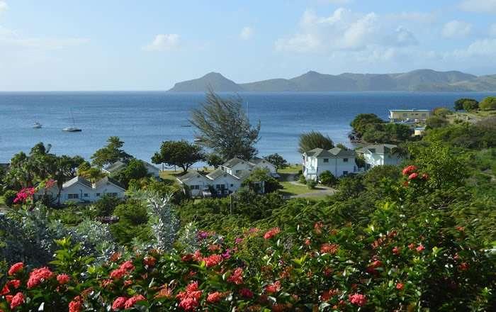 Oualie Beach Resort, Nevis, St Kitts