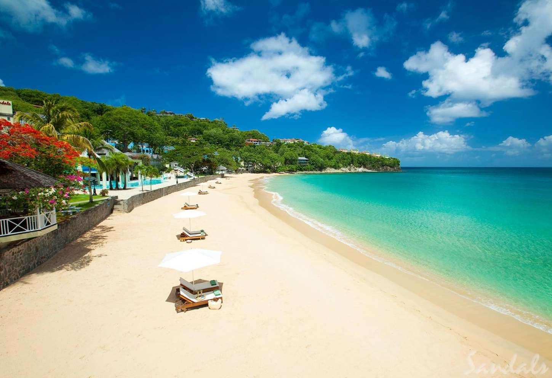Image of Sandals Regency La Toc Golf Resort & Spa, Castries, St Lucia
