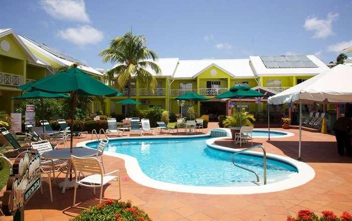 Bay Gardens Hotel, Gros Islet, St Lucia
