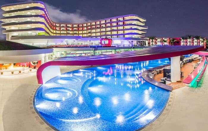 Temptation Cancun, Cancún, Mexico