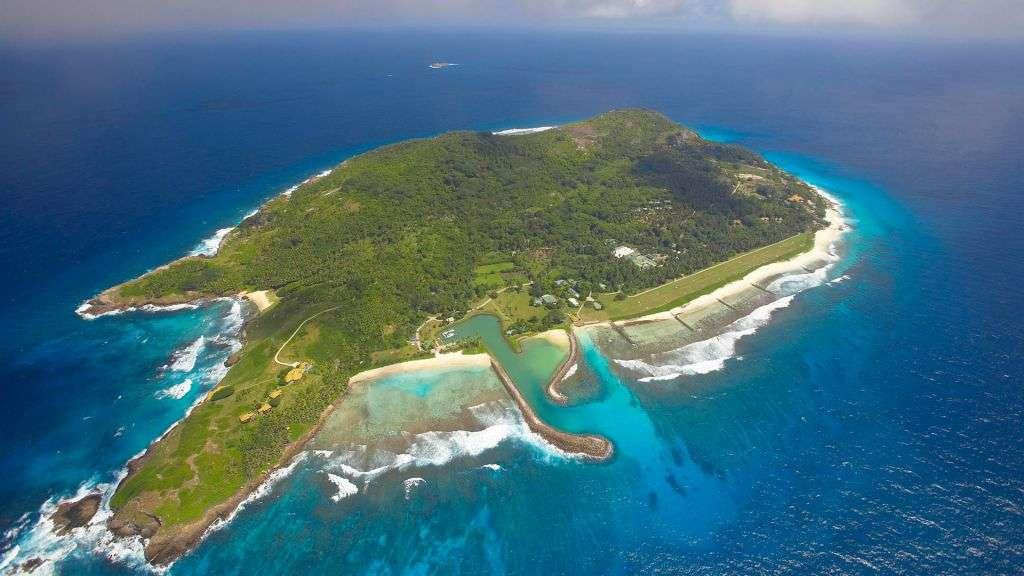Fregate Private Island, Fregate Island