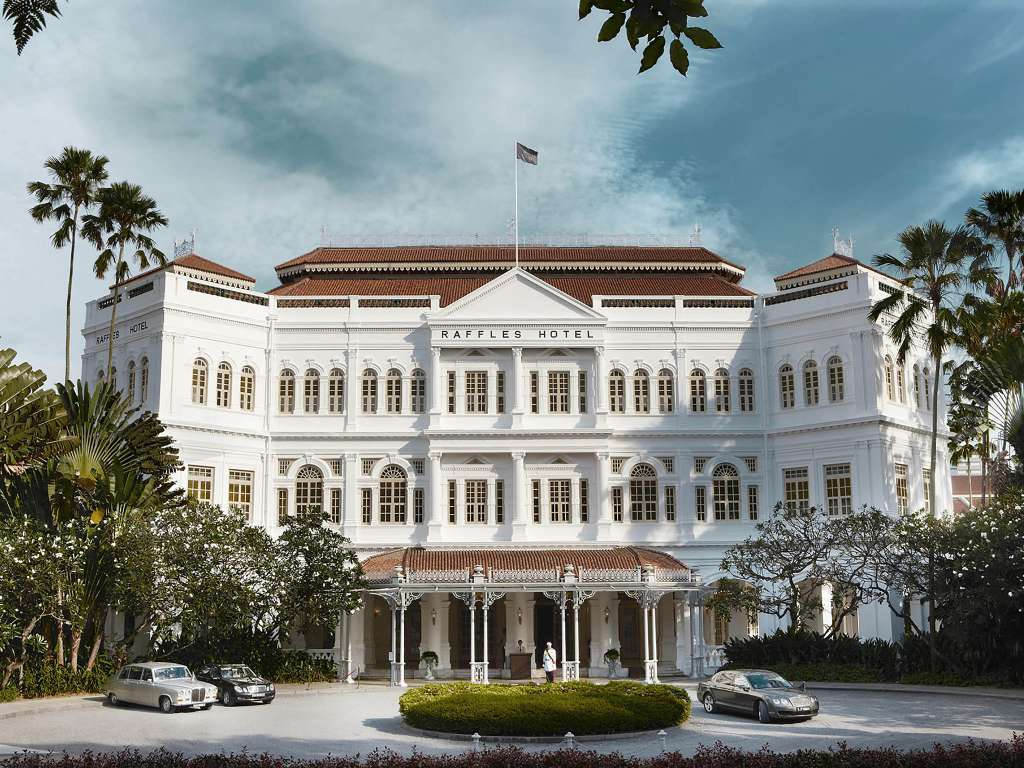Raffles Hotel Singapore, Central Singapore