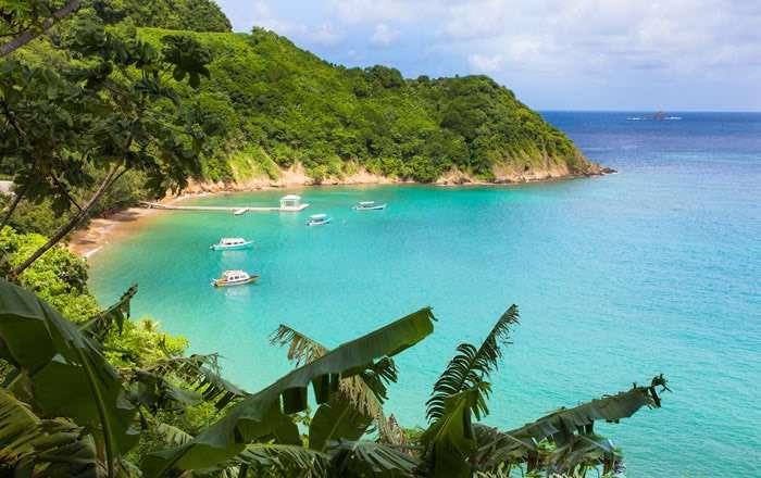 Blue Waters Inn, Saint John, Tobago