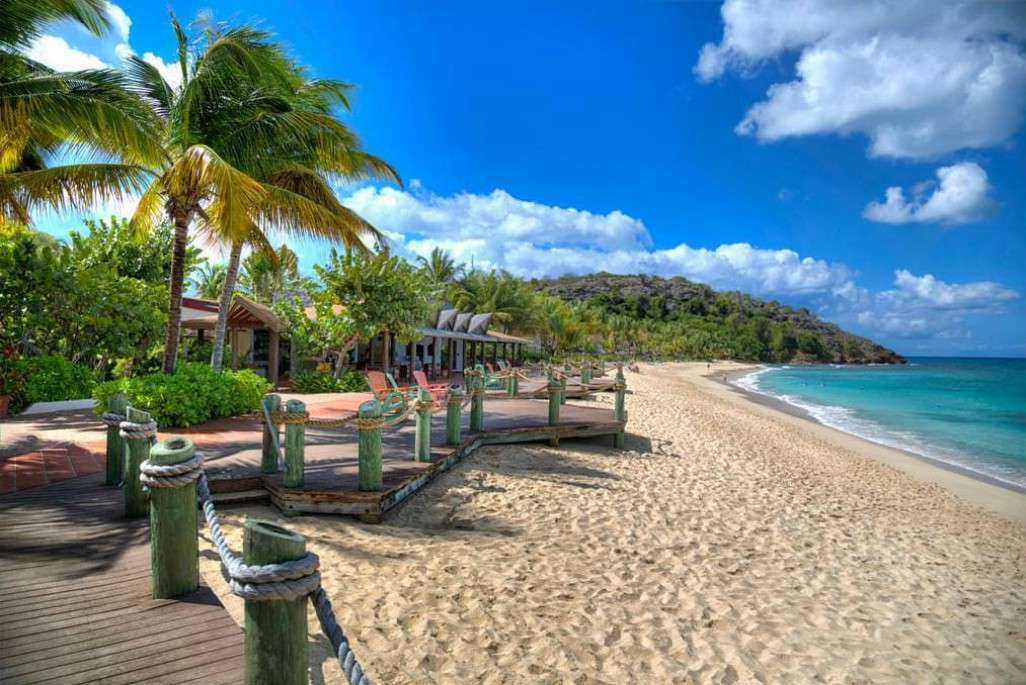 Galley Bay Resort & Spa + Free Spa Treatment Discount from just £$dotwPrice per person