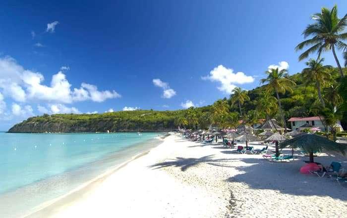 7-Night All-Inc Antigua Beach Holiday w/FREE Room Upgrade