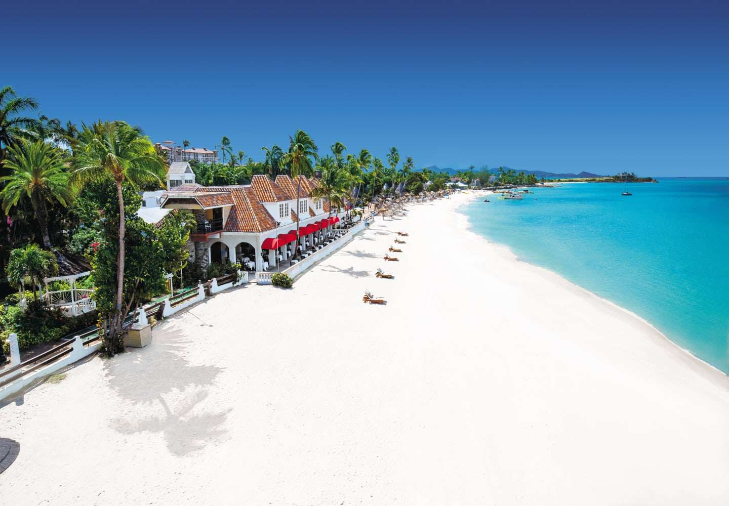Sandals Grande Antigua Resort & Spa, Saint John's, Antigua