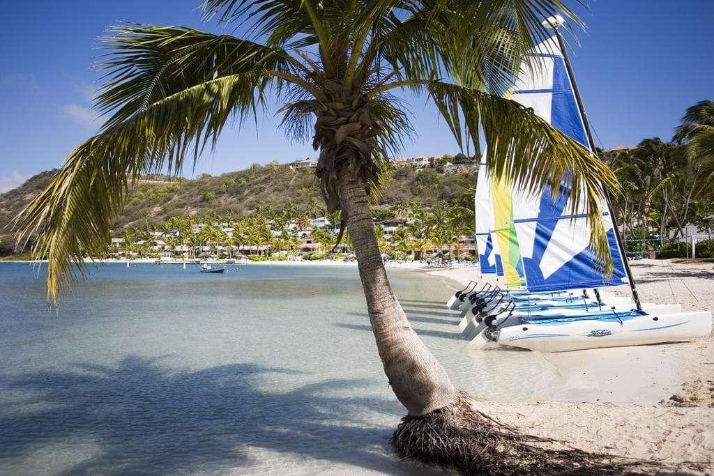 St James's Club & Villas, Antigua from just £$dotwPrice per person
