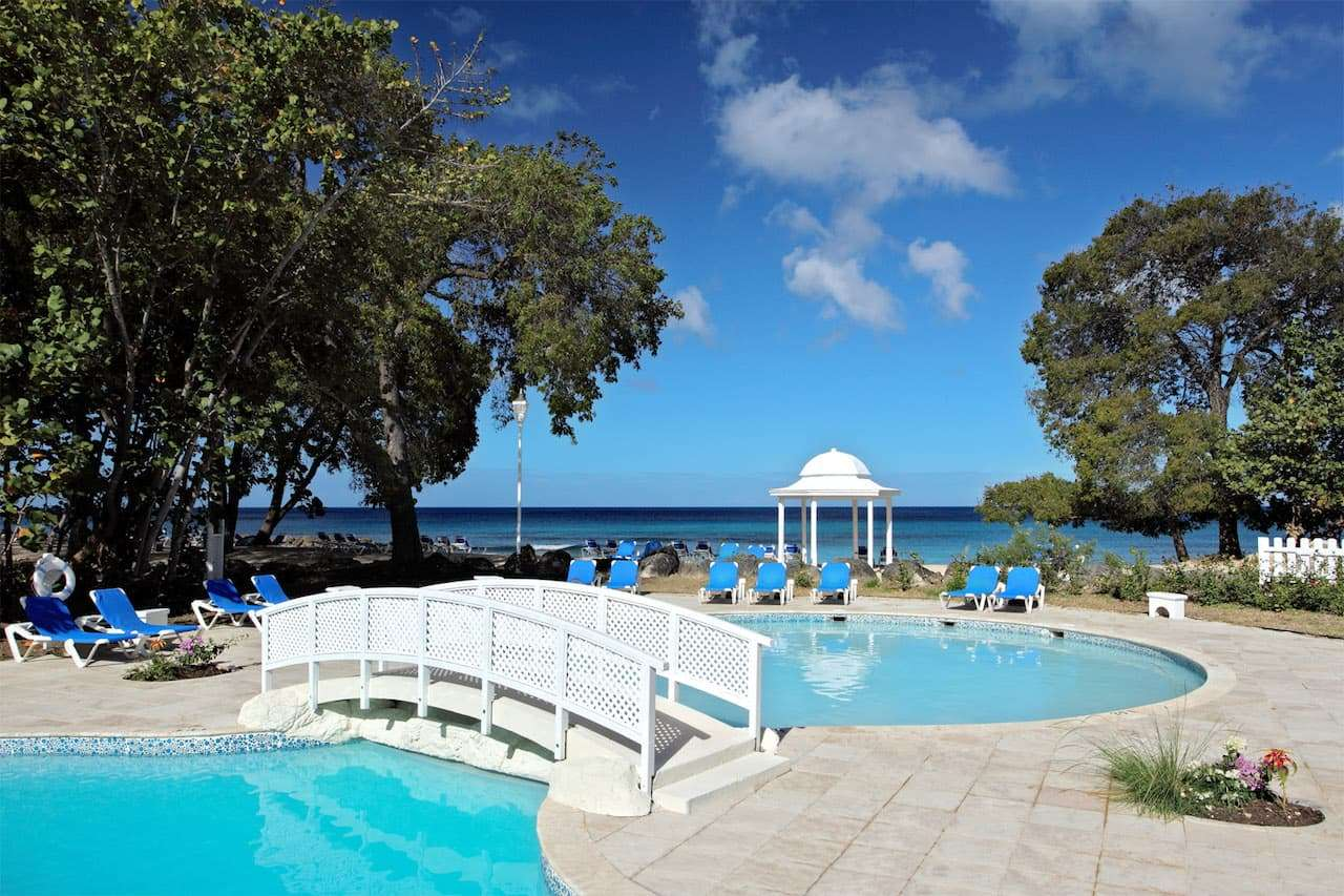 Almond Beach Resort from just £$dotwPrice per person
