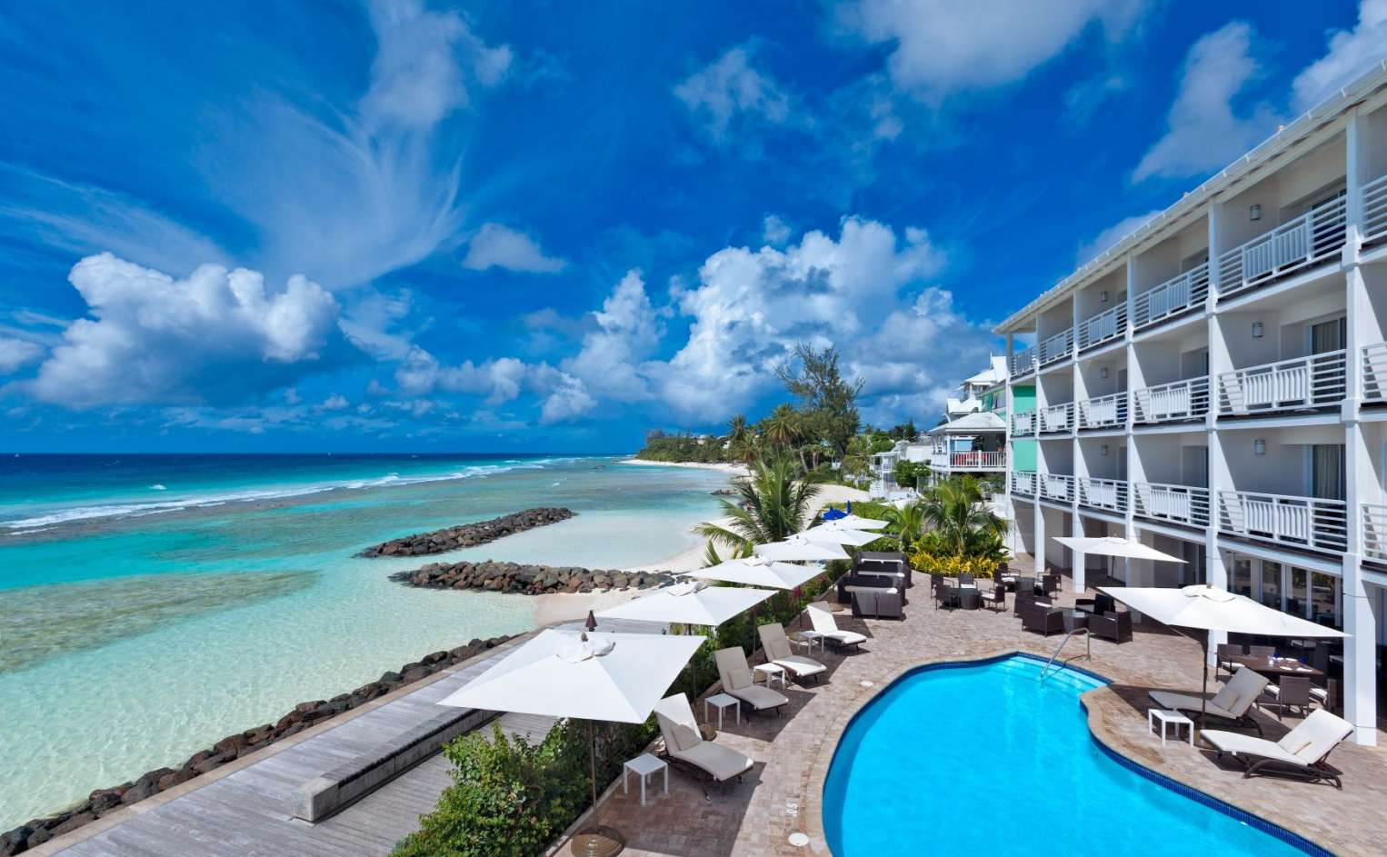 Barbados 4* Adults-Only All-Inc Boutique Beachfront Escape - Save 59%