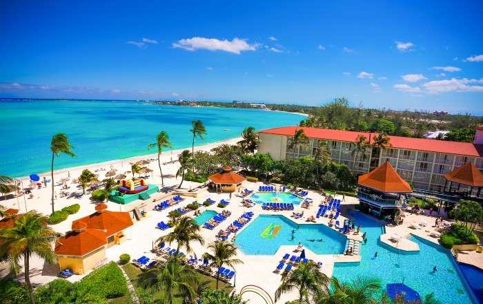 Breezes Bahamas, Nassau, Bahamas
