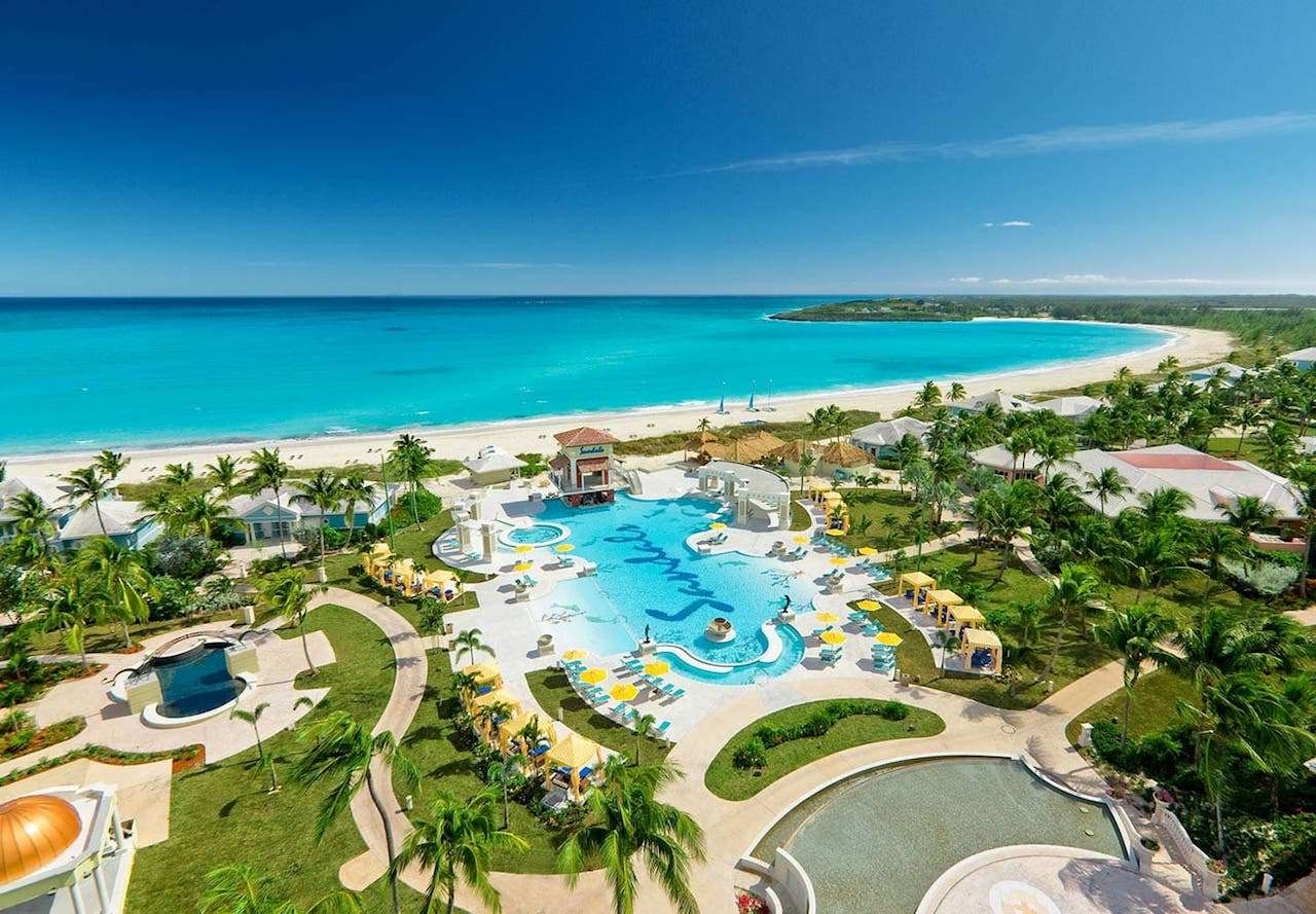 Sandals Emerald Bay Golf, Tennis & Spa Resort, Great Exuma, Bahamas