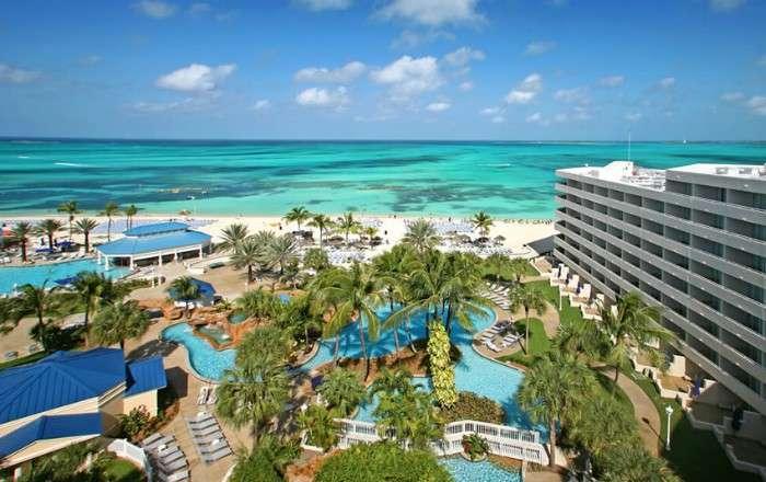 Melia Nassau Beach, Nassau, Bahamas