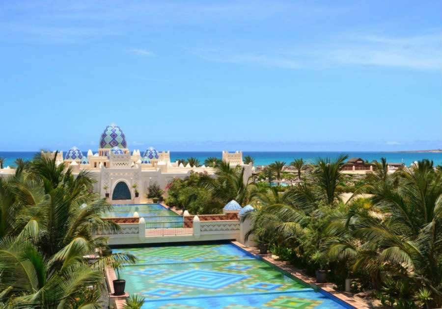 ClubHotel Riu Karamboa, Boa Vista, Cape Verde