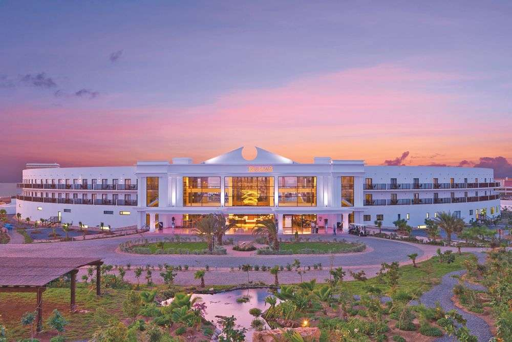Melia Dunas Beach Resort Spa Cabo Verde