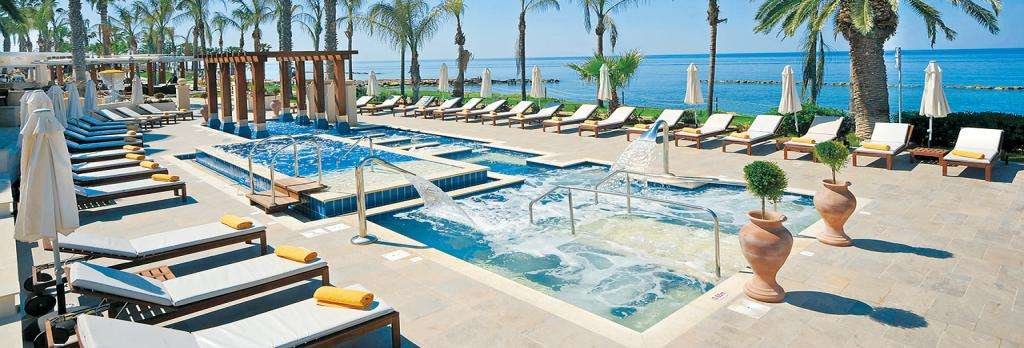 Alexander the Great Beach Hotel, Paphos