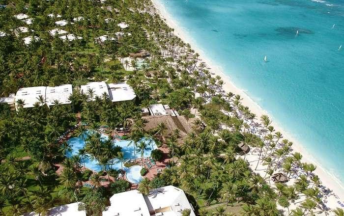 Grand Palladium Punta Cana Resort & Spa, Punta Cana, Dom Rep