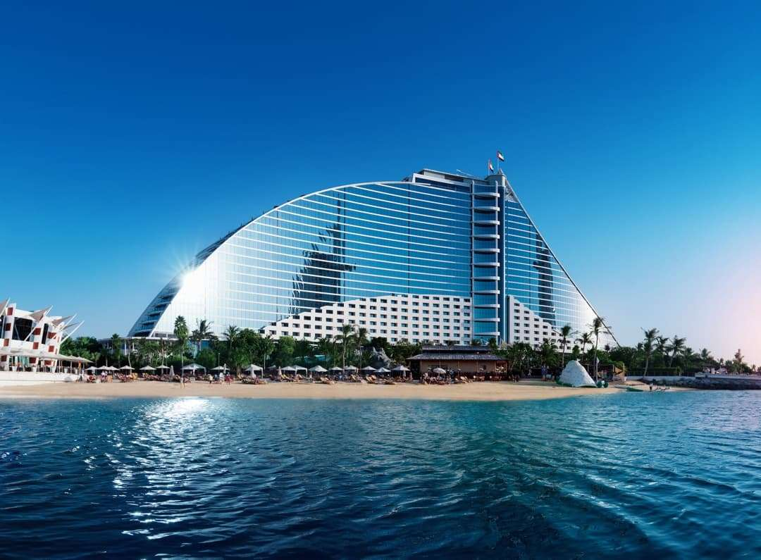Dubai: Beach Escape w/FREE Half Board Upgrade + Extras