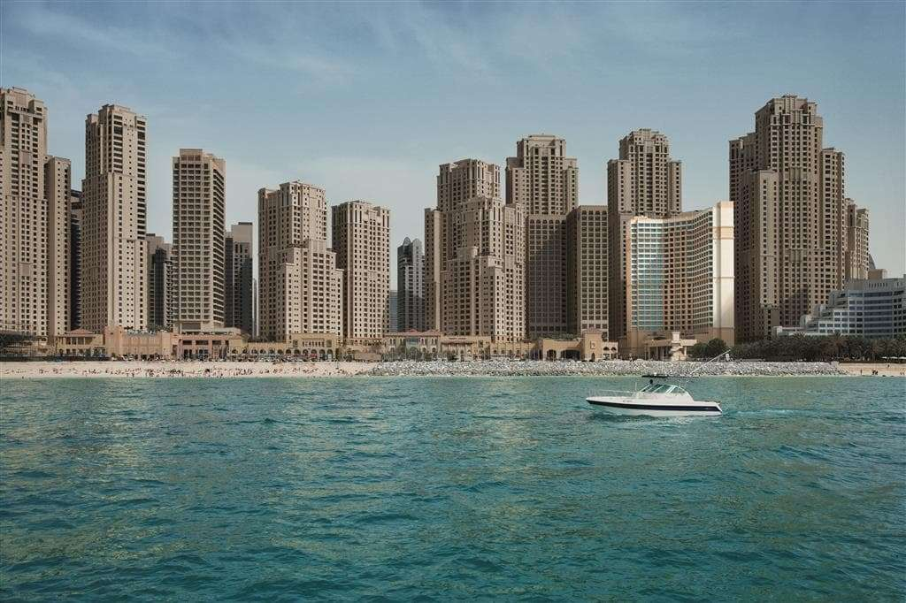 3 Nights All-Inclusive Ocean View Dubai from 599pp