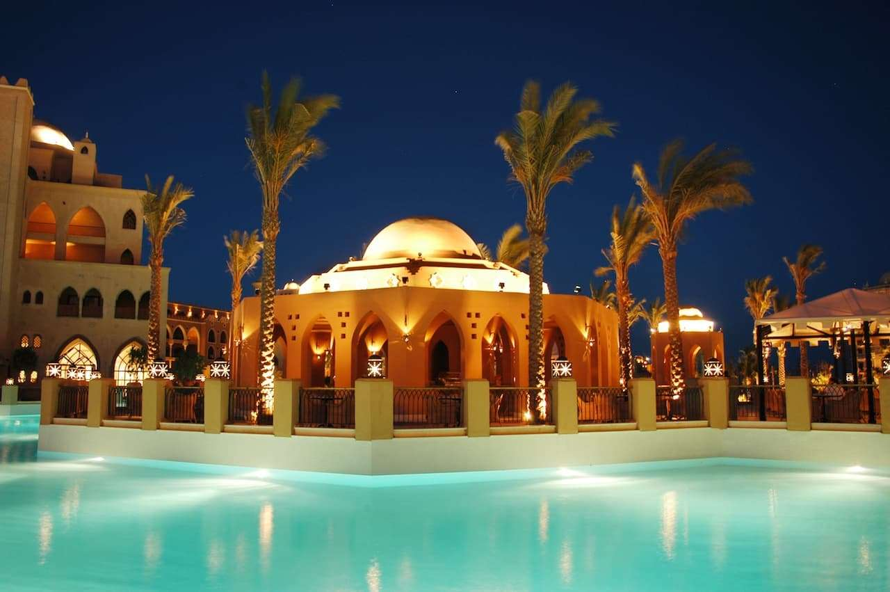 The Makadi Palace Hotel, Red Sea Riviera