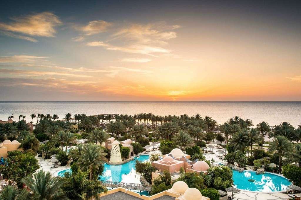 The Grand Makadi Hotel, Makadi Bay, Egypt