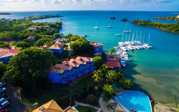 True Blue Bay Boutique Resort, Saint George's, Grenada