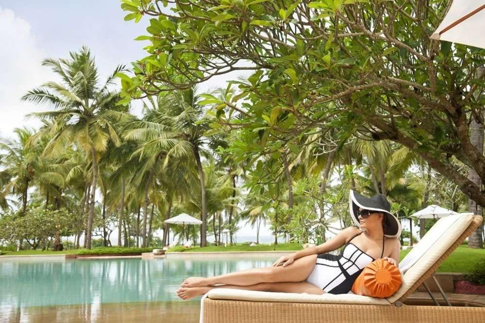 Taj Exotica, South Goa, Goa | Tropical Warehouse by Blue ...