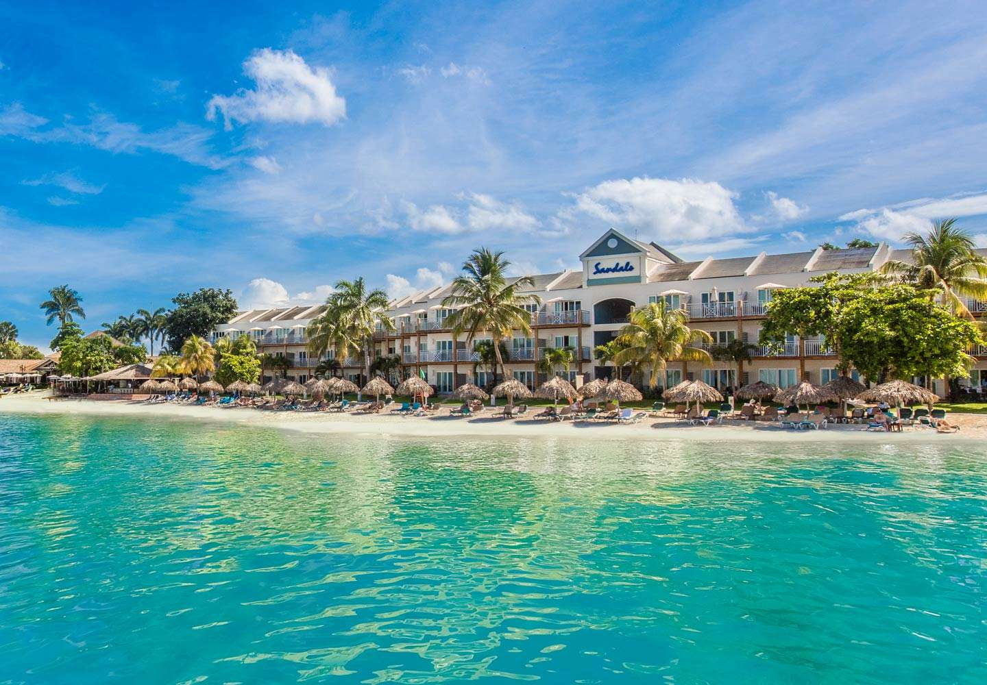 eaa21a20dfb72 Sandals Negril Beach  Stunning Beachfront Escape w FREE Luxury Included®  Privileges - Save 50%