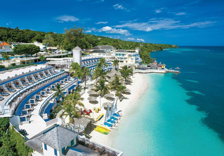 Beaches Ocho Rios Saint Ann Jamaica Caribbean Warehouse