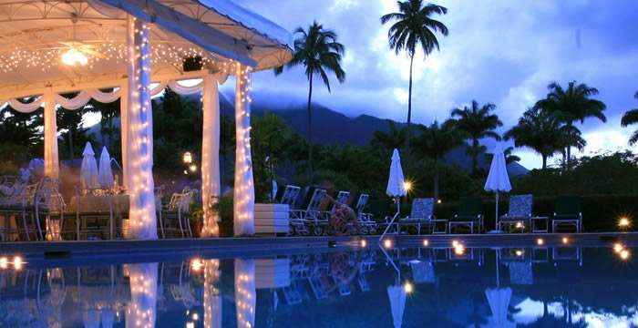 Ottley's Plantation Inn, Nevis, St Kitts