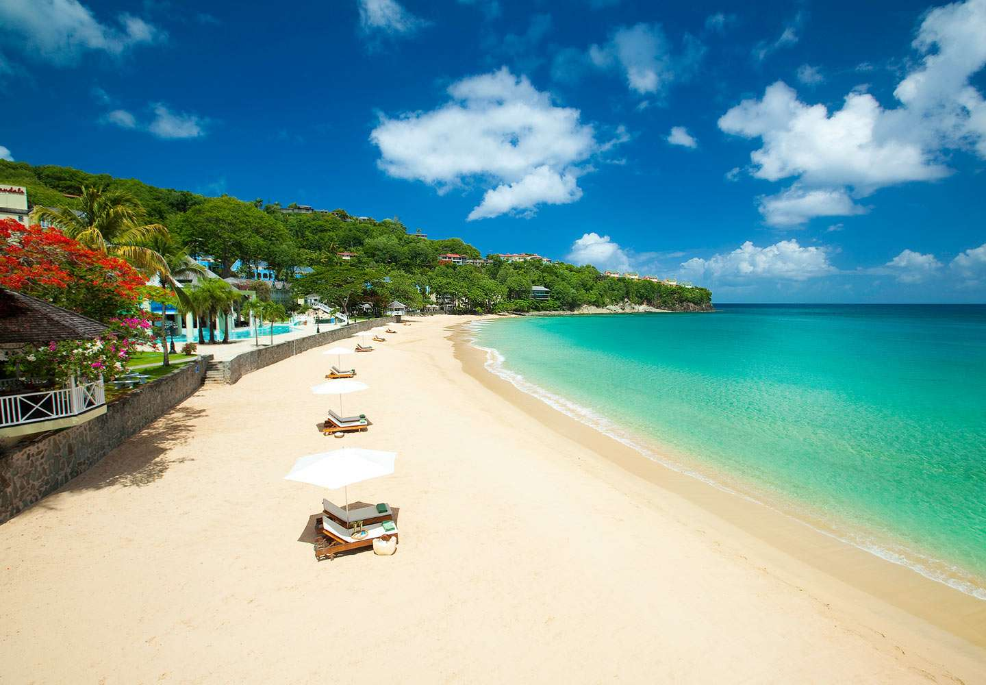 Sandals Regency La Toc Golf Resort & Spa, Castries, St Lucia