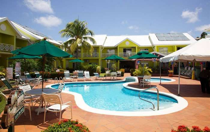 Bay Gardens Hotel, Gros Islet, St Lucia