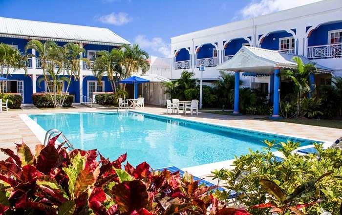 Bay Gardens Inn, Gros Islet, St Lucia
