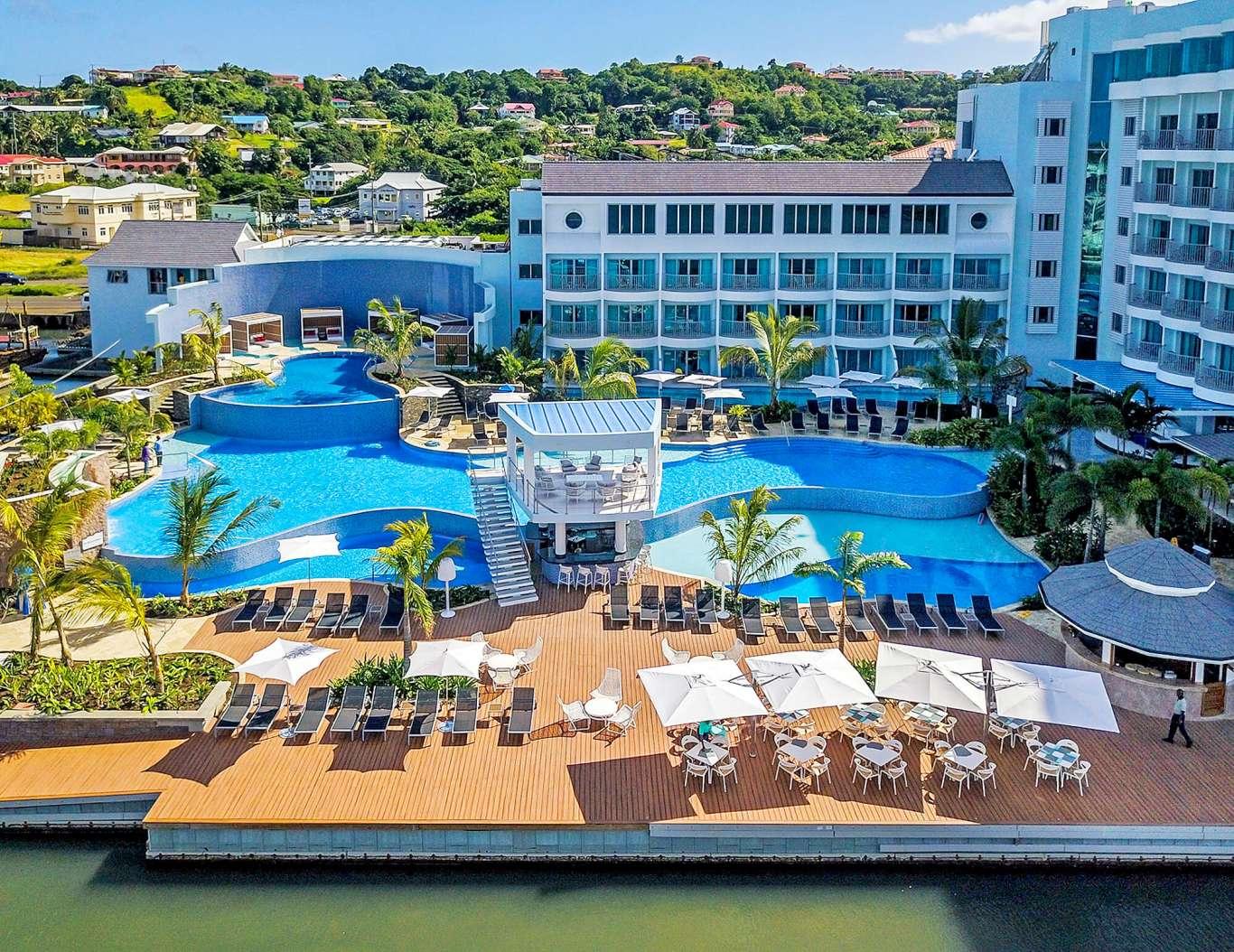 Harbor Club, Gros Islet, St Lucia