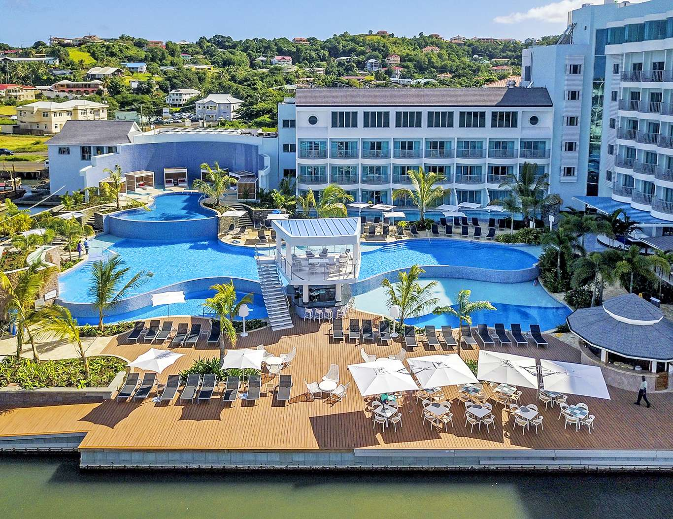 Harbor Club, Gros Islet, St Lucia