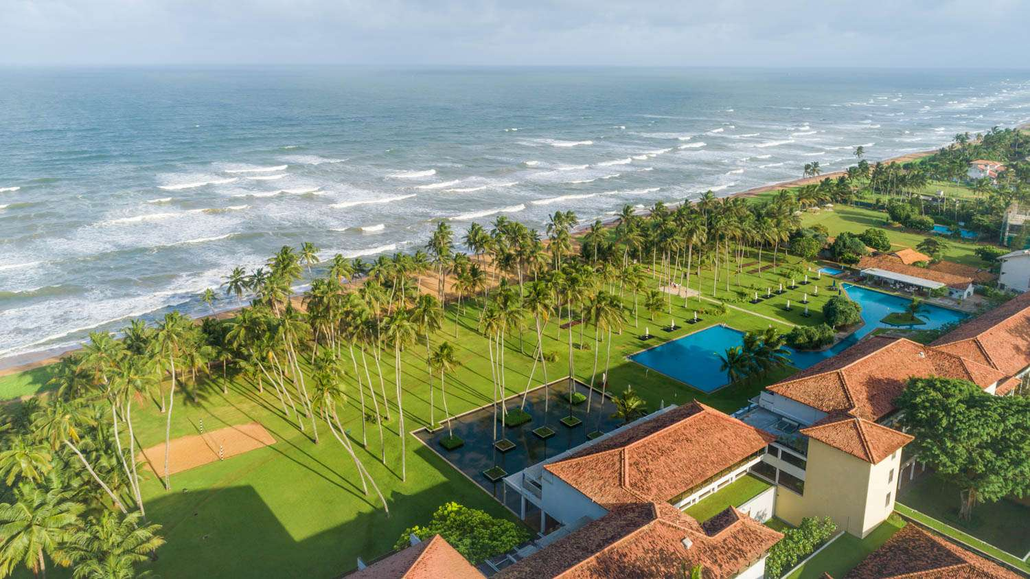 The Blue Water Hotel, Western Province, Sri Lanka