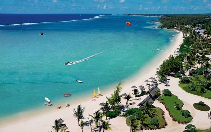Image of Long Beach, Flacq District, Mauritius