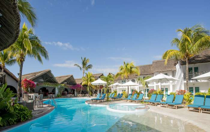 Veranda Palmar Beach Hotel, Flacq District, Mauritius | Tropical Warehouse by Blue Bay Travel