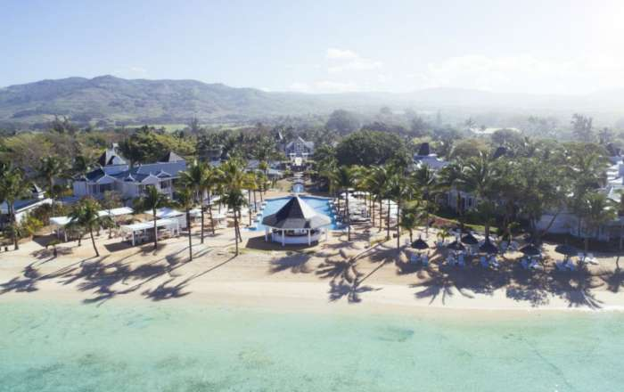 5-Star 7-Night B&B Mauritius Escape inc Golf Fees