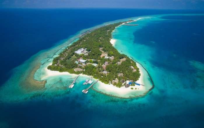 Kuramathi Island Resort, North Ari Atoll, The Maldives