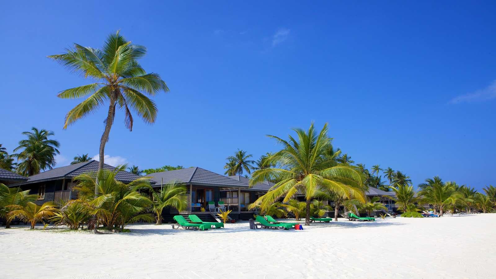 Kuredu Island Resort, Lhaviyani Atoll, The Maldives