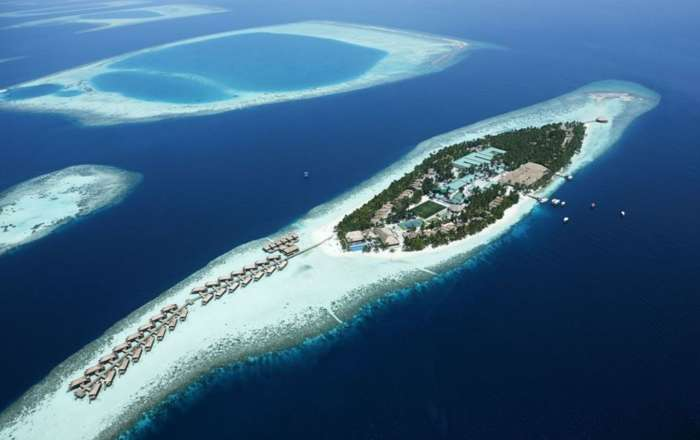 Vilamendhoo Island Resort & Spa, South Ari Atoll, The Maldives