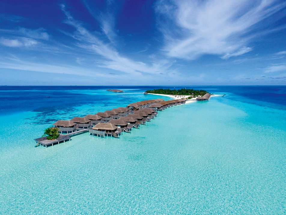 Constance Moofushi Resort, South Ari Atoll, The Maldives
