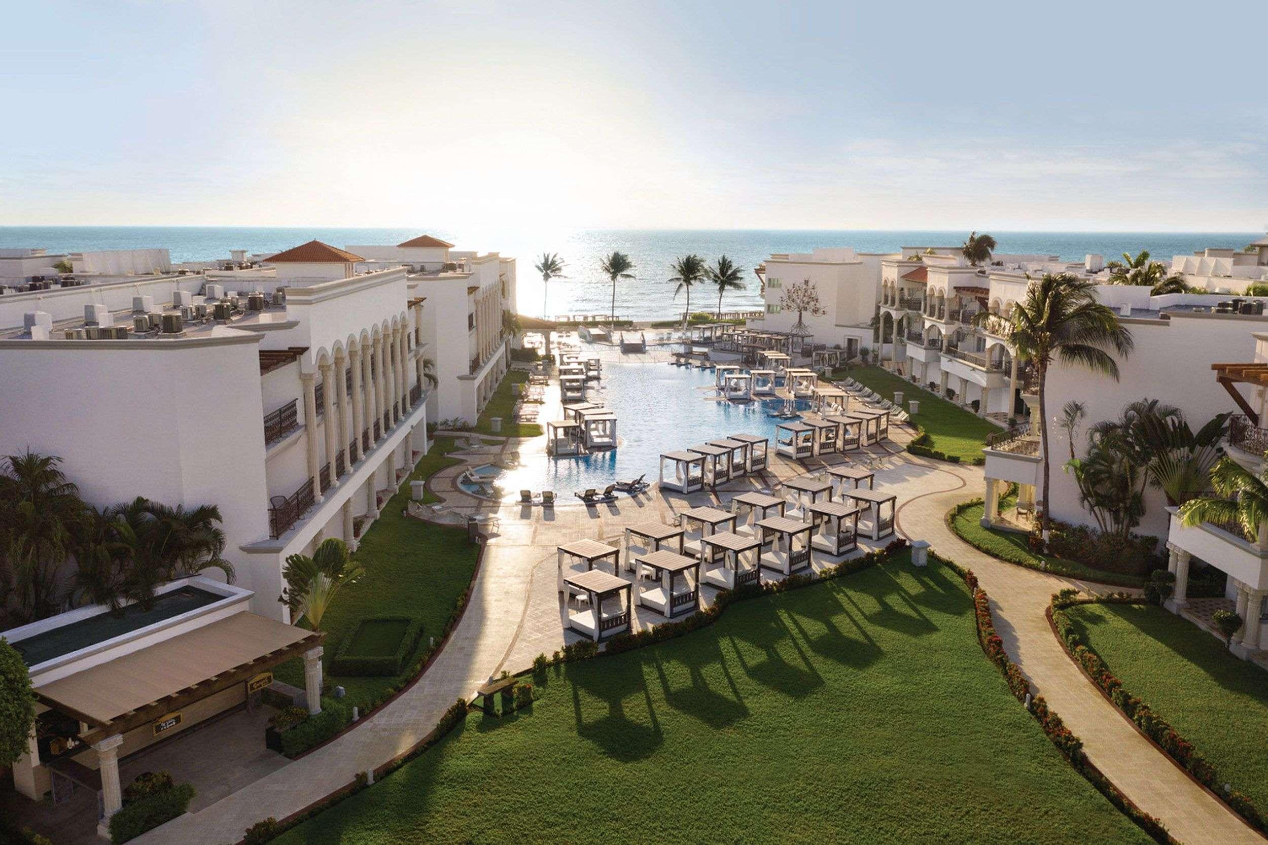 Hilton Playa Del Carmen Riviera Maya Mexico  Caribbean