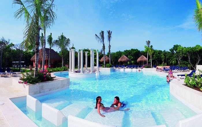 Grand Palladium Colonial Resort Spa Riviera Maya Mexico