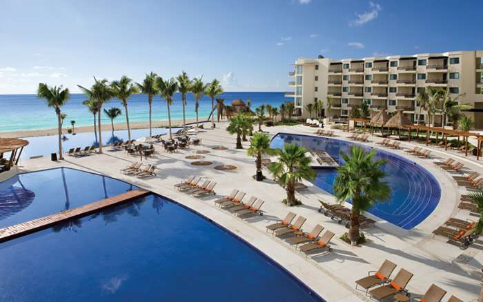 5-Star All-inc. Mexico Escape W/FREE $200 Resort Coupons