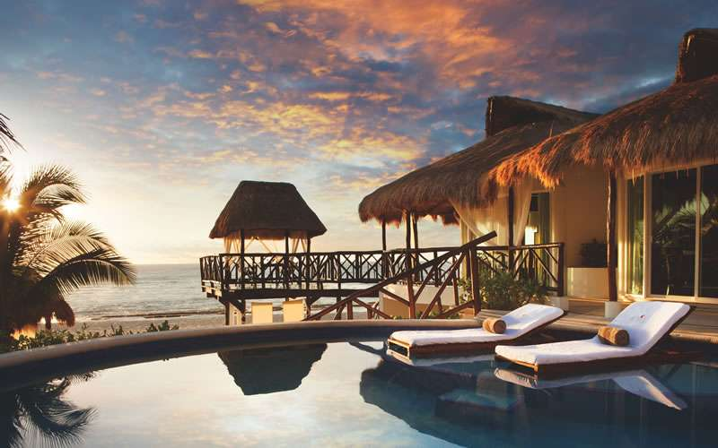 7-Night All-Inc 5-Star Riviera Maya Escape w/FREE Extras